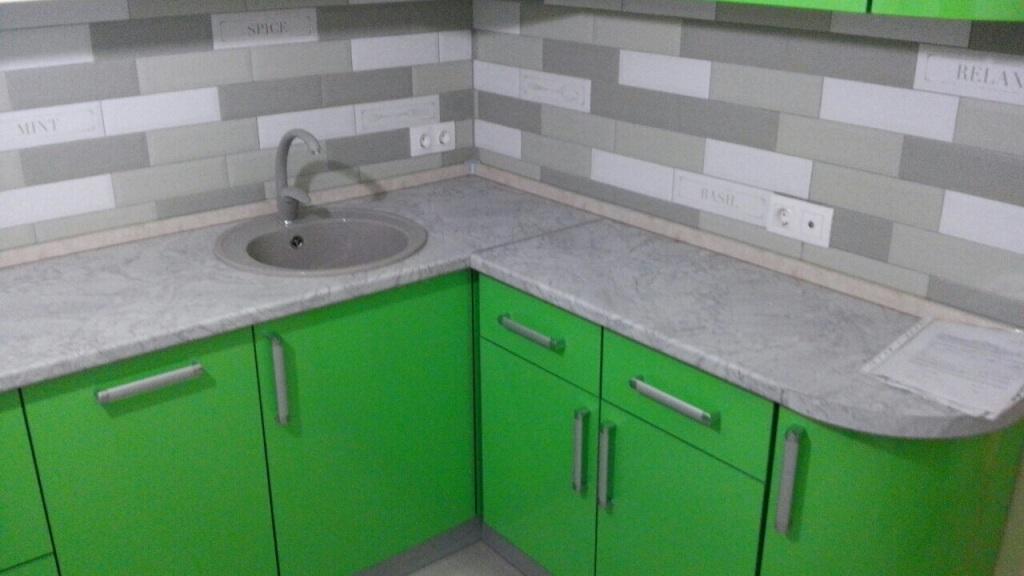 Кухня на заказ - МОД 8