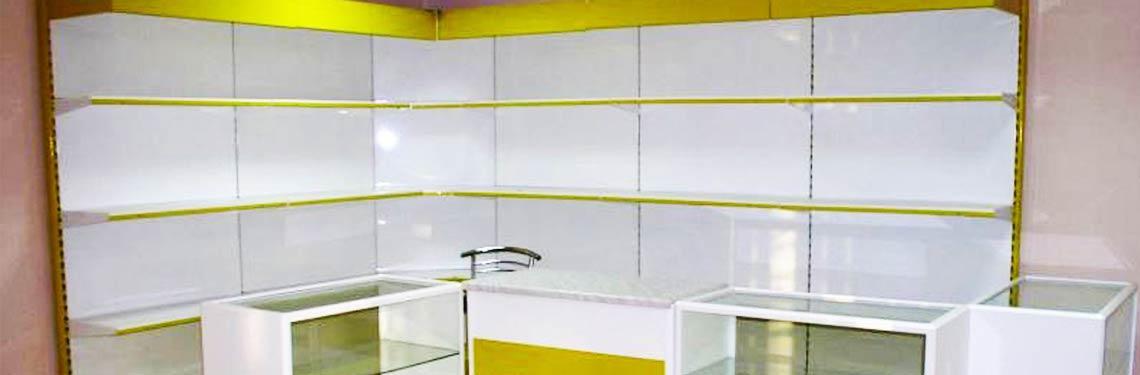 Купить торговое оборудование и витрины от производителя в Калуге