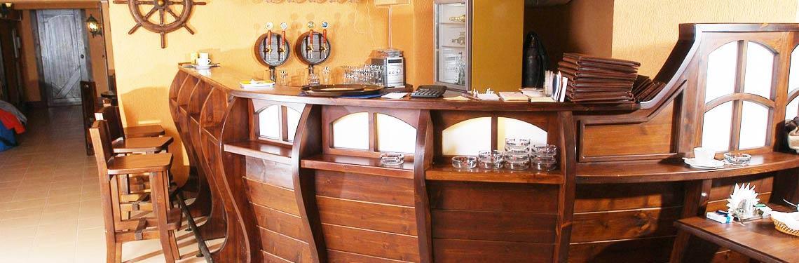 Купить мебель для ресторанов и баров на заказ в Калуге