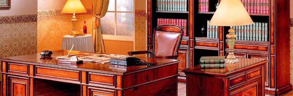 Мебель для рабочего кабинета от производителя на заказ в Калуге