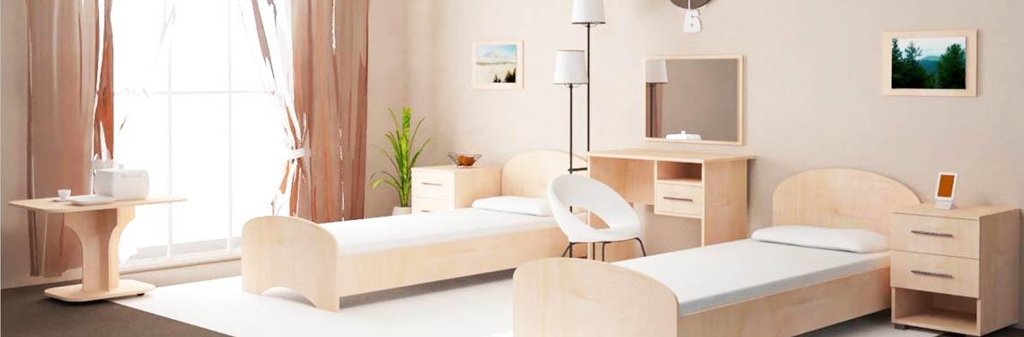 Купить мебель для гостиниц от производителя в Калуге