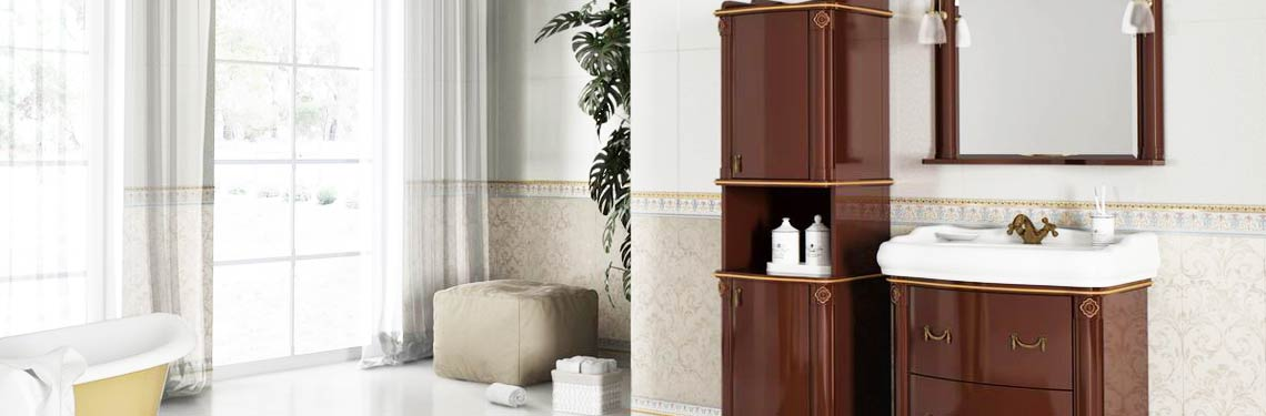 Купить мебель для ванной в Калуге